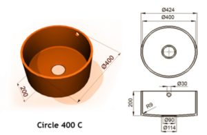 Circle 400 C